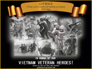 THE COURAGE OF OUR VIETNAM VETS