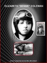 BESSIE COLEMAN, PILOT