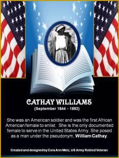 CATHAY WILLIAMS