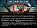 WILLA BROWN 3.001