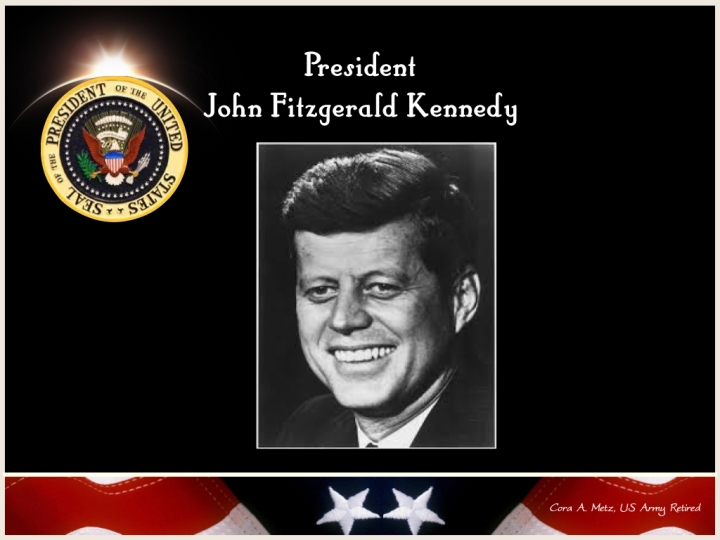 PRESIDENT KENNEDY AND PRESIDENT CLINTON.002