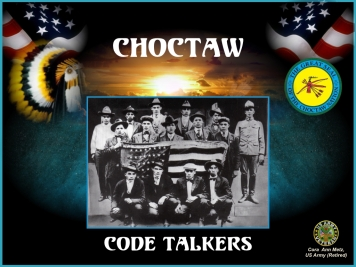 CODE TALKERS AND SECURITY POSTERS 2.001