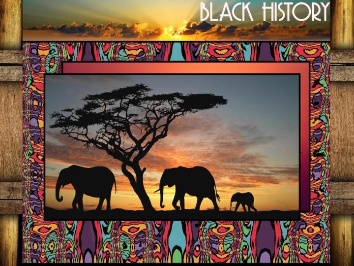 BLACK HISTORY WP1.001