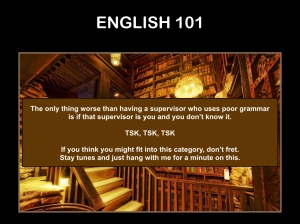 English 101.003