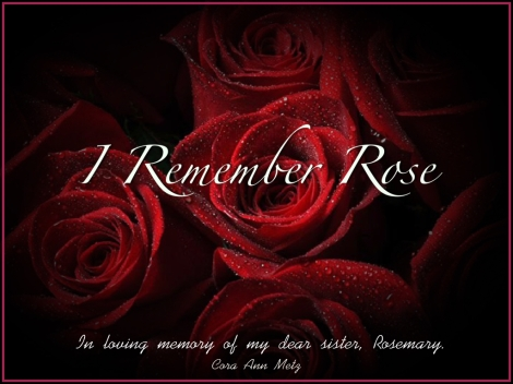 I REMEMBER ROSE PART TWO.001