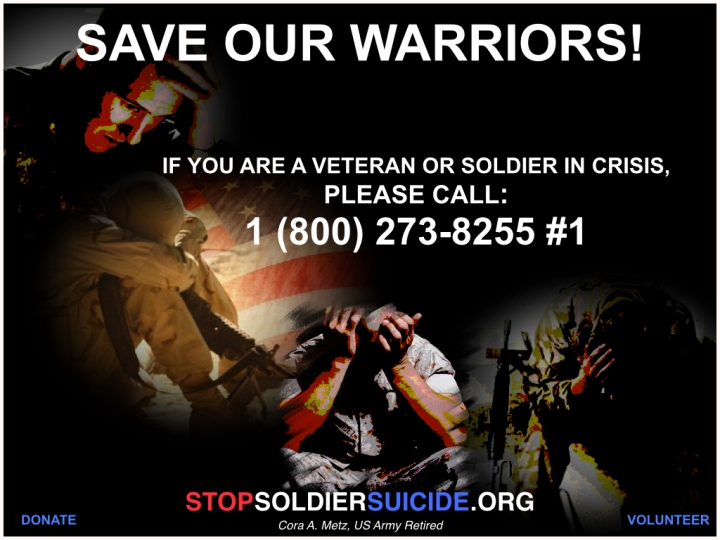 SAVE OUR WARRIORS!