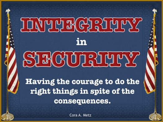 INTEGRITY IN SECURITY.001