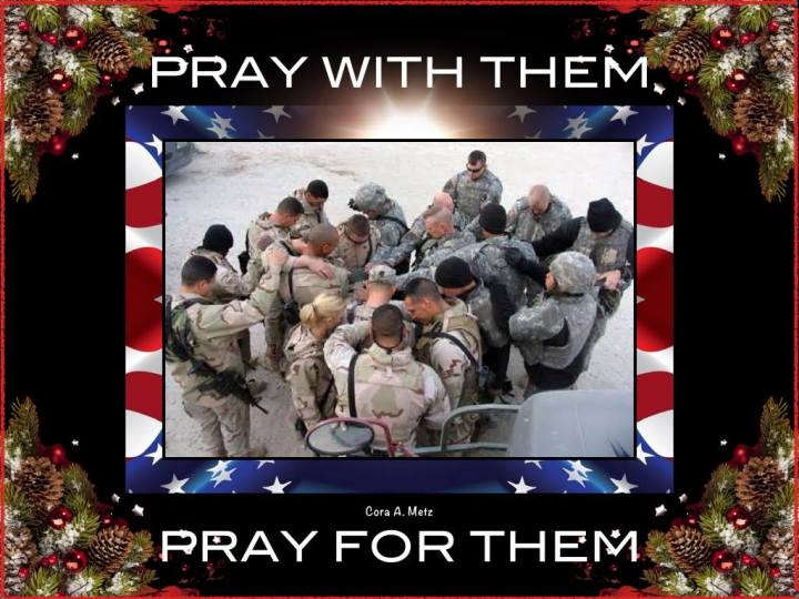 PRAY FOR OUR MILITARY1