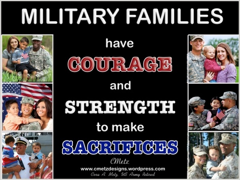 MILITARY FAMILY POSTER 1
