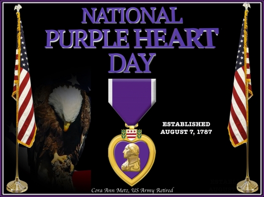 CORA ANN'S PURPLE HEART POSTER.001