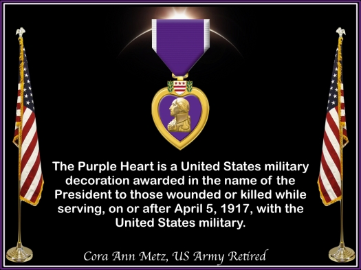 PURPLE HEART L.002